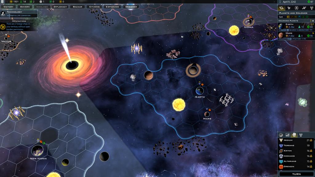 Скачать galactic civilization 3 торрент