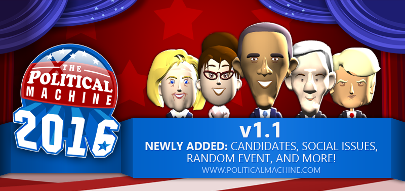 political machine 2016 guide