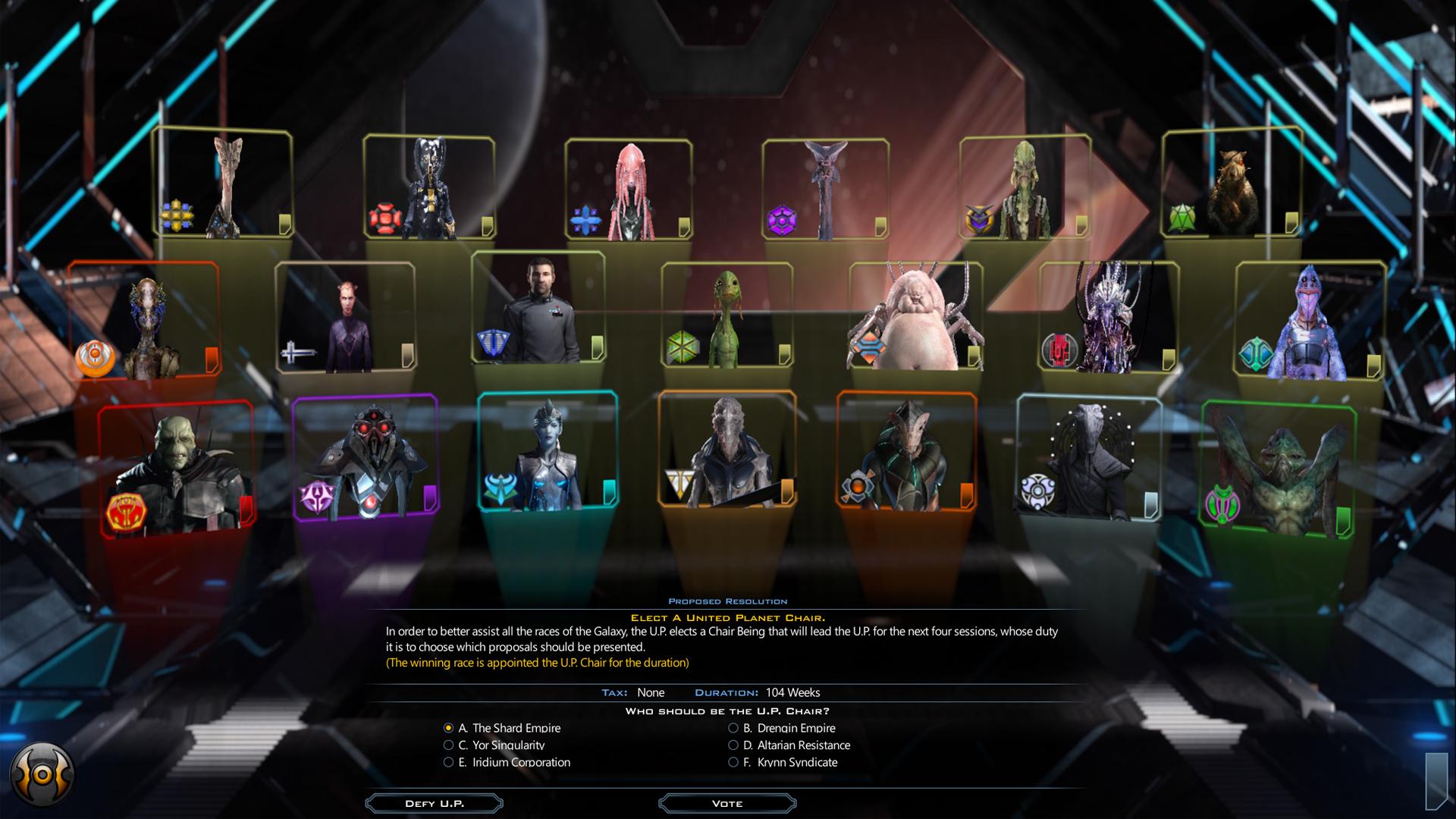 galactic civilizations iii intrigue gameplay