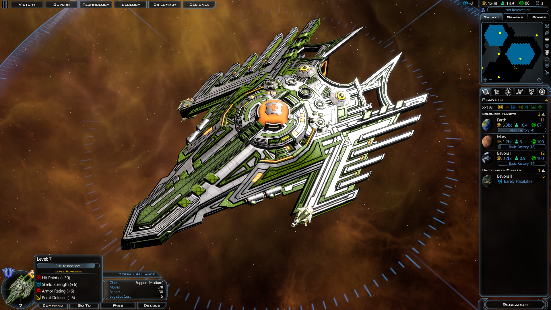 Galactic Civilizations III v1.8 with Asteroid Mining and ...