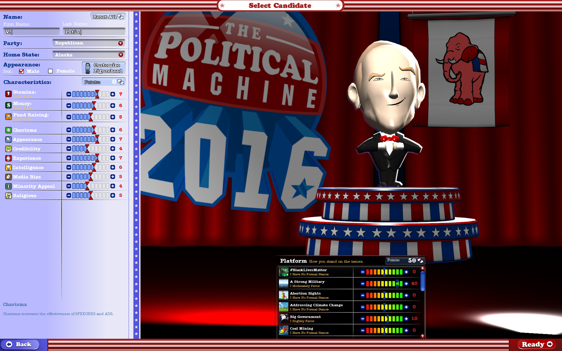 political machine us history