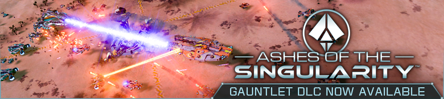 Ashes Gauntlet DLC Now Available